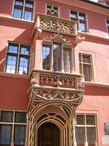 בניין Haus-zum-Walfisch-בפרייבורג