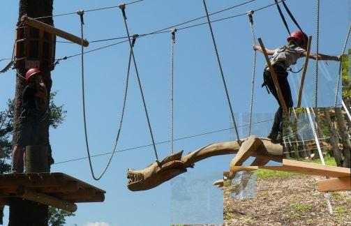 פארק החבלים בפלדברג