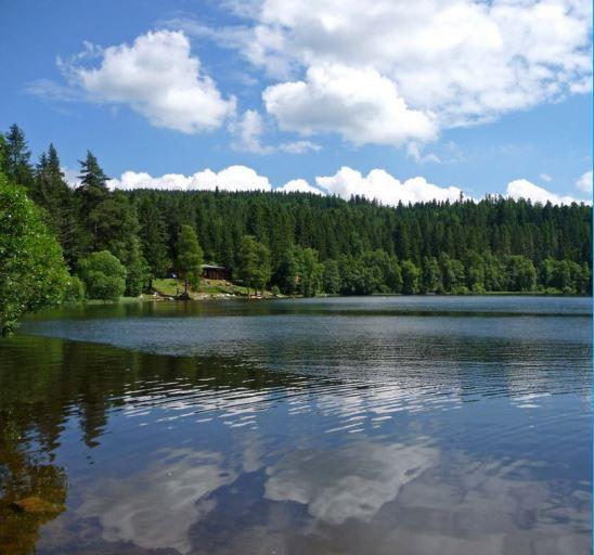 אגם Windgfällweiher see