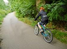 טיולי אופניים והרפתקאות ביער השחור עם הדרכה בעברית