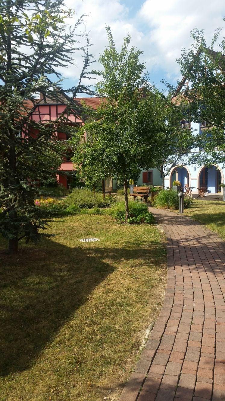 פארק הנופשRésidence Pierre & Vacances Le Clos d'Eguisheim