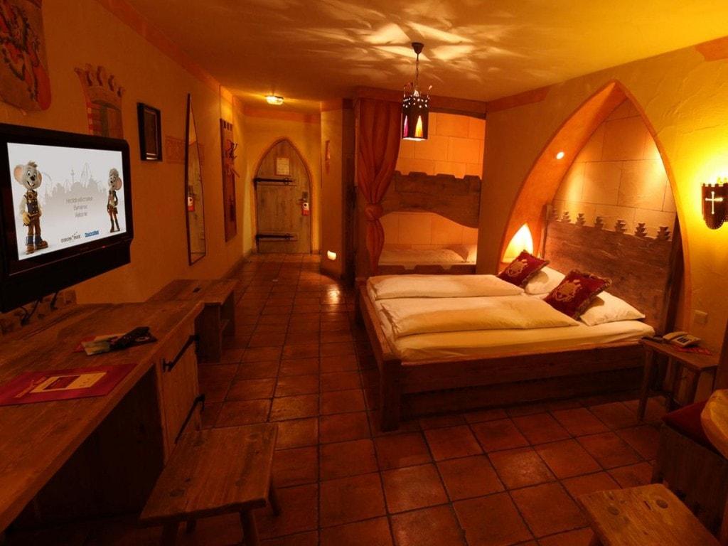 Sterne Burghotel Castillo Alcazar