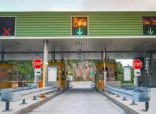 מדבקות לרכב לכבישי אגרה וזיהום אויר בשוויץ, גרמניה וצרפת