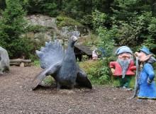 שביל אנטוני התרנגול (שביל הגמדים) | פלדברג